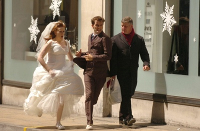 review series doctor who christmas special 2006 the runaway bride
