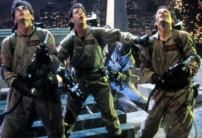 review film ghostbusters 1984