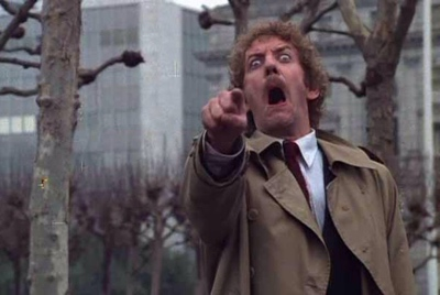 review film invasion of the body snatchers 1978