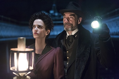 review series penny dreadful season 1