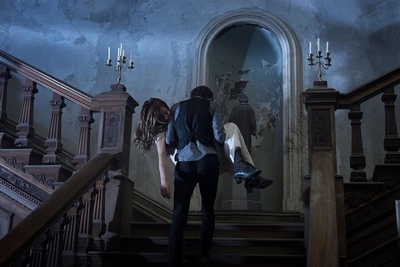 review film the lodgers 2017