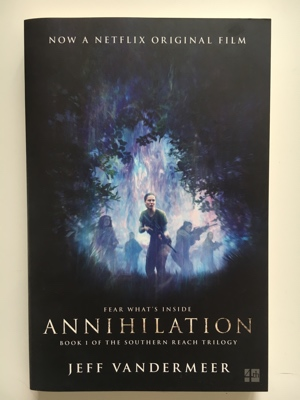 book review annihilation jeff vandermeer