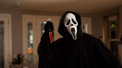 film scream 1996 killer ghostface