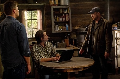 review series supernatural season 7
