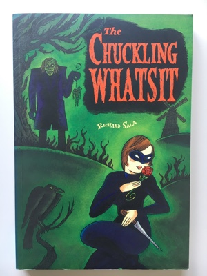 review graphic novel comic the chuckling whatsit richard sala