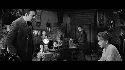 review film the haunting 1963