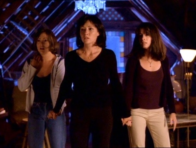review series charmed season 1