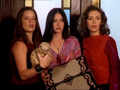 review series charmed season 2