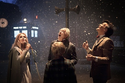 review series doctor who a christmas carol 2010