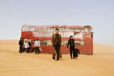 review doctor who special 2009 planet of the dead