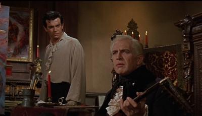 review film houser of usher 1960