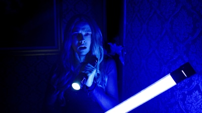 review film lights out 2016