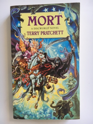 book review mort terry pratchett