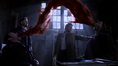 review series supernatural season 9