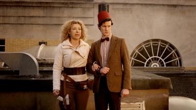 doctor who season 5
