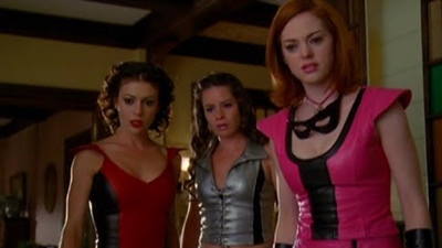 review series charmed season 5