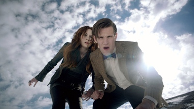 review series doctor who season 7