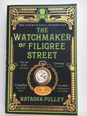 book review the watchmaker of filigree street natasha pulley