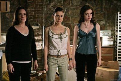 review series charmed season 7