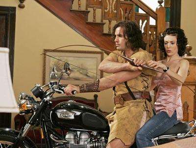 review series charmed season 7