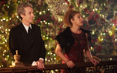 review doctor who christmas special 2015 the husbands of river song