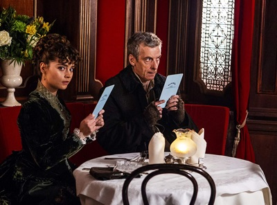 review series doctor who season 8