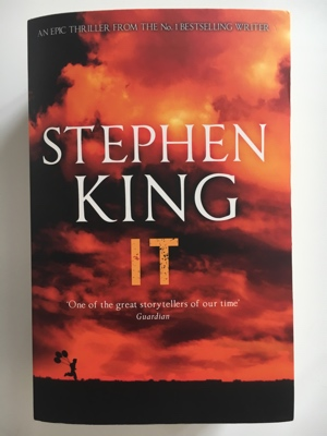 review book it stephen king 1986