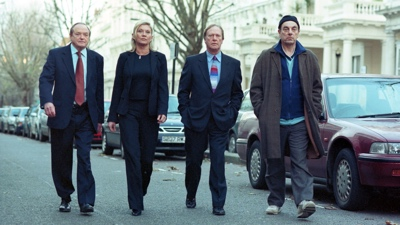 5 best detectives bbc first