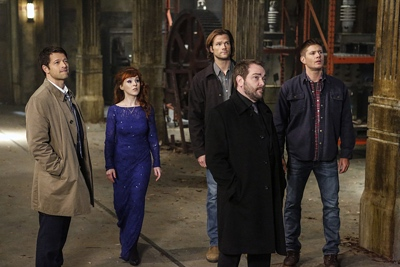 review series supernatural season 11