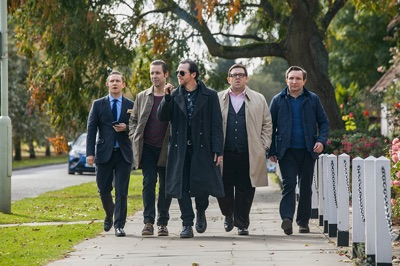 review film the world's end 2013