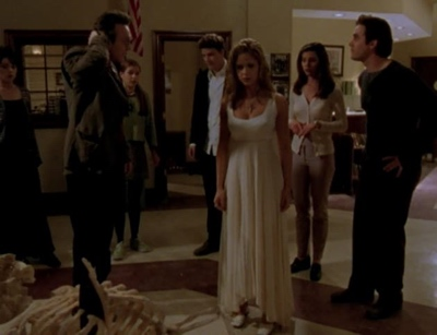 review series buffy the vampire slayer season 1
