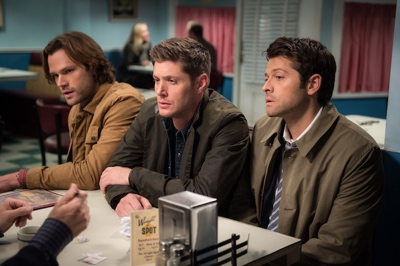 review series supernatural season 12