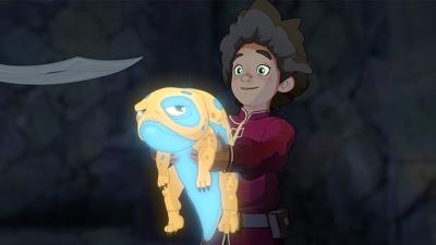 review series the dragon prince season 1