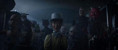 review film the house with a clock in its walls 2018