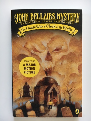 review book the house with a clock in its walls john bellairs
