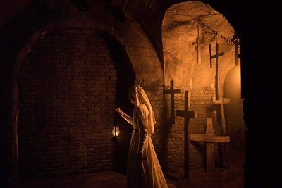 review film the nun 2018