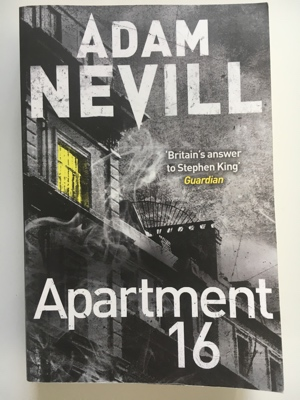 review book apartment 16 adam nevill