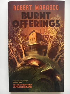 burnt offerings robert marasco