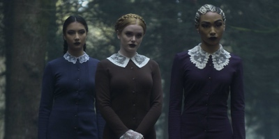 review series chilling adventures of sabrina season 1