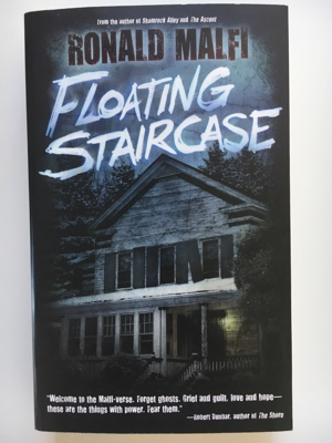 book review floating staircase ronald malfi