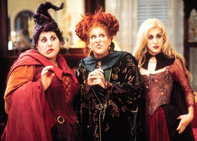 review film hocus pocus 1993