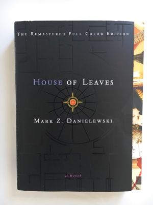 house of leaves mark z danielewski