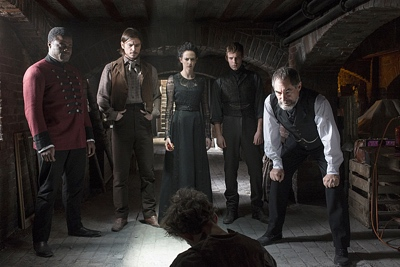 penny dreadful seasons
