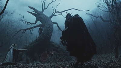review film sleepy hollow 1999