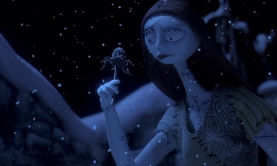 review film the nightmare before christmas 1993