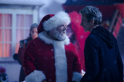 doctor who last christmas 2014