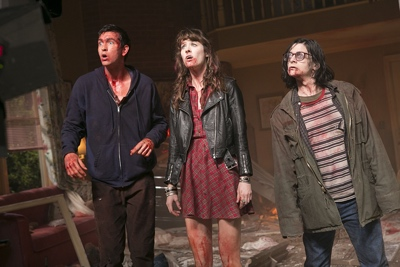 review film freaks of nature 2015