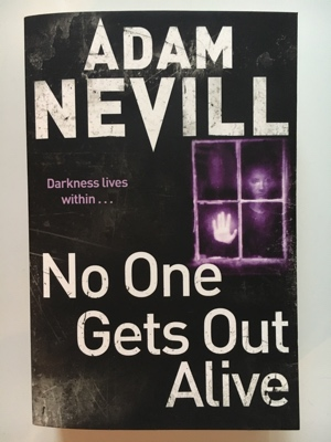 book review no one gets out alive adam nevill