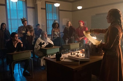 riverdale chapter 39 season 3 episode 4 midnight club