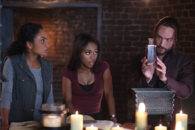 review series sleepy hollow season 2